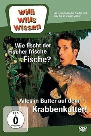 DVD »Willi will's Wissen - Wie fischt der Fischer...«