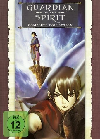 DVD »Guardian of the Spirit - Complete Collection...«