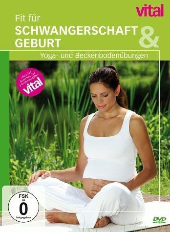 DVD »Vital - Fit für Schwangerschaft & Geburt«