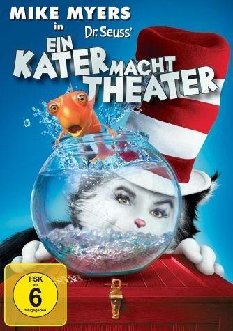 DVD »Ein Kater macht Theater«