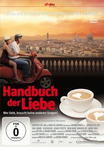 DVD »Handbuch der Liebe«