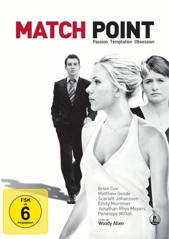 DVD »Match Point (Einzel-DVD)«