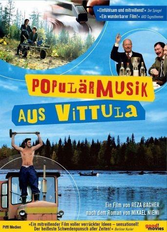 DVD »Populärmusik aus Vittula«