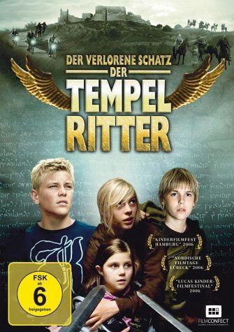 DVD »Der verlorene Schatz der Tempelritter«