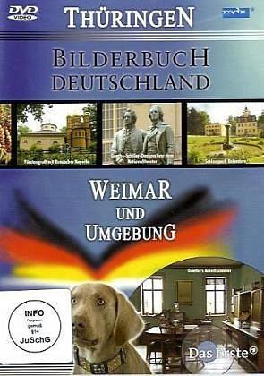 DVD »Bilderbuch Deutschland - Weimar und Umgebung«