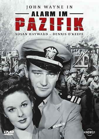 DVD »Alarm im Pazifik«