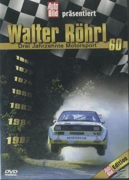 DVD »Walter Röhrl - Drei Jahrzehnte Motorsport«