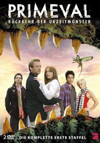 DVD »Primeval: Rückkehr der Urzeitmonster - Die...«