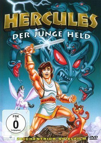 DVD »Hercules - Der junge Held«