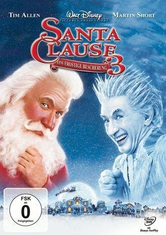 DVD »Santa Clause 3 - Eine frostige Bescherung«