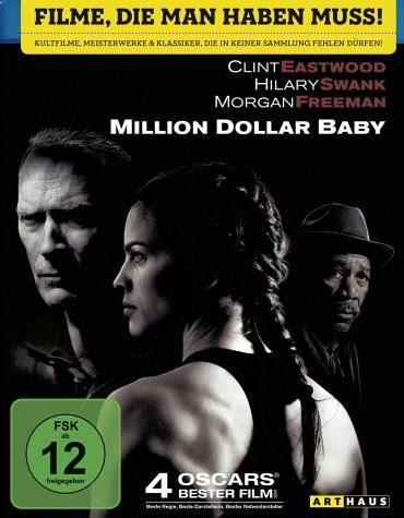 Blu-ray »Million Dollar Baby«