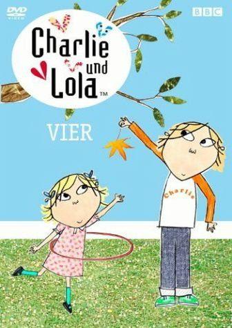 DVD »Charlie und Lola - Vier«