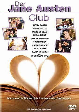 DVD »Der Jane Austen Club, 1 DVD-Video, deutsche u....«
