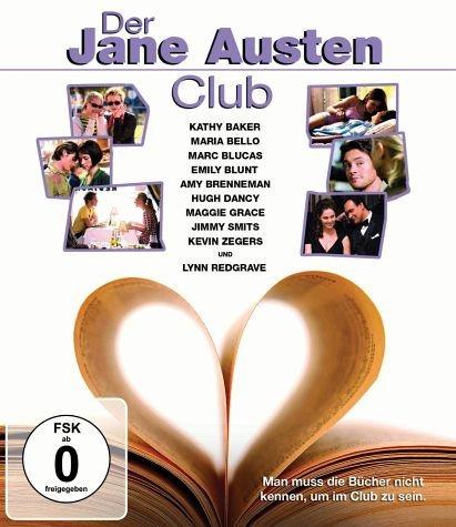 Blu-ray »Der Jane Austen Club«