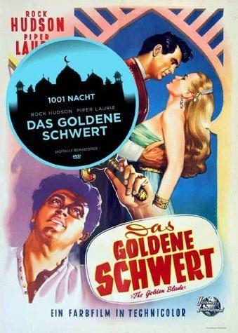 DVD »Das Goldene Schwert«