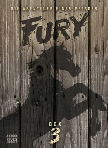 DVD »Fury - Box 3 (4 DVDs)«