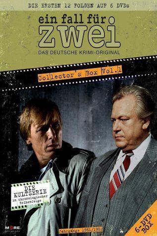 DVD »Ein Fall für Zwei - Collector's Box 1...«