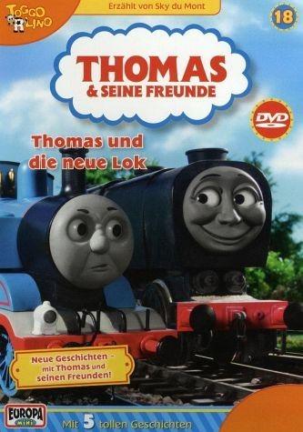 DVD »Thomas und seine Freunde (Folge 18) - Thomas...«