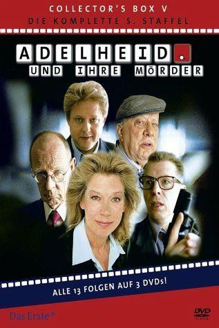 DVD »Adelheid und ihre Mörder - Adelheid Box 5: Die...«