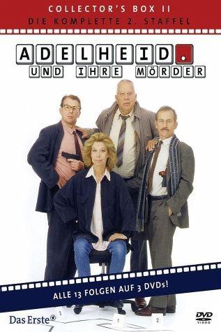 DVD »Adelheid und ihre Mörder - Adelheid Box 2: Die...«