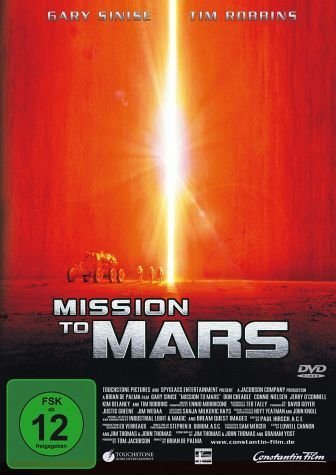 DVD »Mission to Mars«
