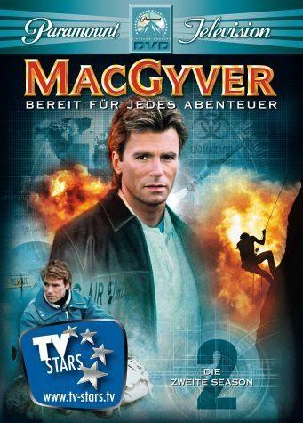 DVD »MacGyver - Die zweite Season (6 DVDs)«