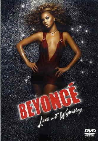 DVD »Beyoncé - Live at Wembley«