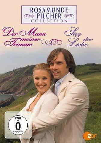DVD »Rosamunde Pilcher: Der Mann meiner Träume /...«