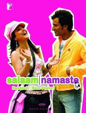DVD »Salaam Namaste - Hochzeit nein danke!«