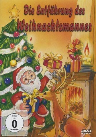 DVD »Die Entführung des Weihnachtmannes«