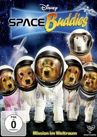 DVD »Space Buddies - Mission im Weltraum«