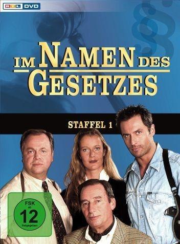 DVD »Im Namen des Gesetzes - Staffel 01«