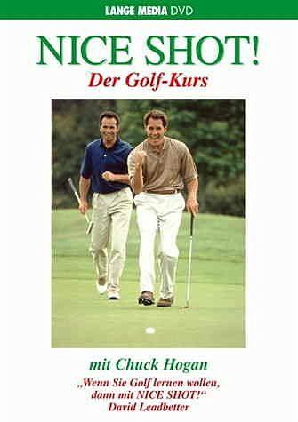 DVD »Nice Shot - Golf Training«