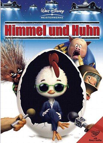 DVD »Himmel und Huhn, 1 DVD«