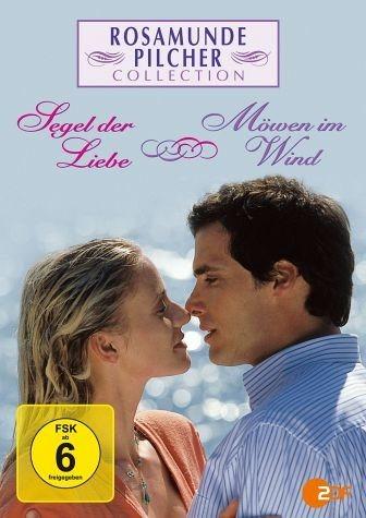 DVD »Rosamunde Pilcher Collection - Segel der Liebe...«