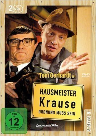 DVD »Hausmeister Krause - Ordnung muss sein,...«
