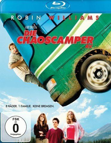 Blu-ray »Die Chaoscamper - R.V.«