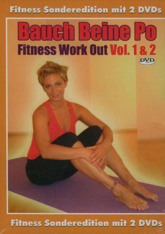 DVD »Fitness Workout mit Verena Brauwers - Bauch,...«
