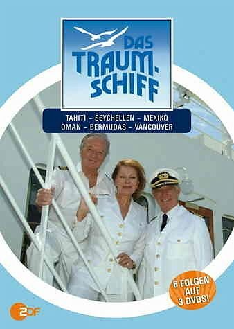 DVD »Das Traumschiff DVD-Box 4 (3 DVDs)«