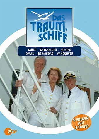 DVD »Das Traumschiff DVD-Box 4 (3 DVDs)«