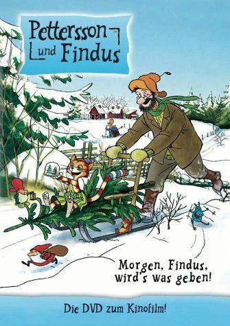 DVD »Pettersson und Findus - Morgen, Findus, wird's...«