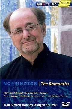 DVD »Sir Roger Norrington - The Romantics (NTSC)«