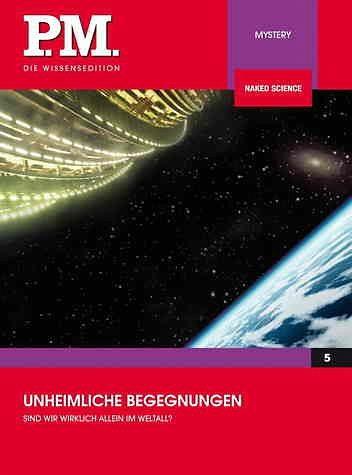 DVD »Unheimliche Begegnungen«