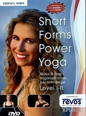 DVD »Short forms Power Yoga«