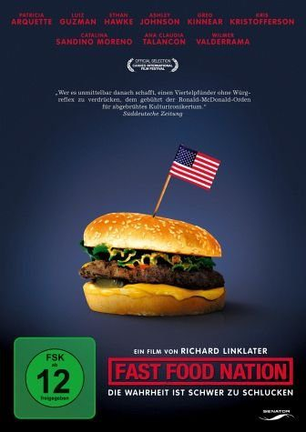 DVD »Fast Food Nation«