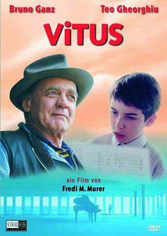 DVD »Vitus, 1 DVD, deutsche und schweizerdeutsche...«