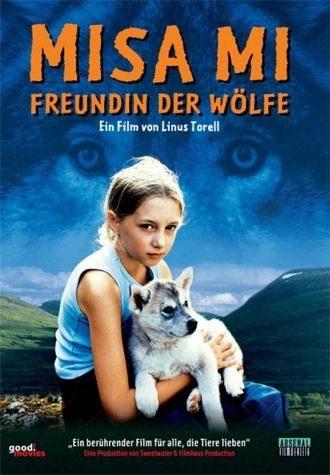 DVD »Misa Mi - Freundin der Wölfe«