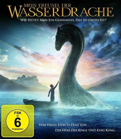 Blu-ray »Mein Freund, der Wasserdrache«