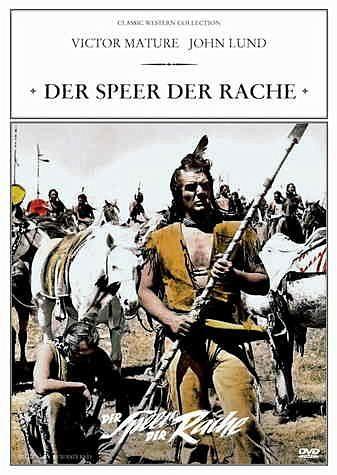 DVD »Der Speer der Rache«
