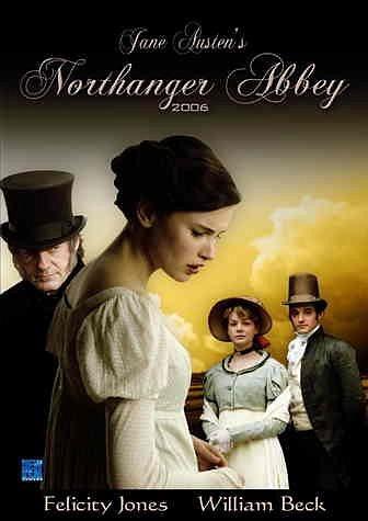 DVD »Jane Austen's Northanger Abbey«